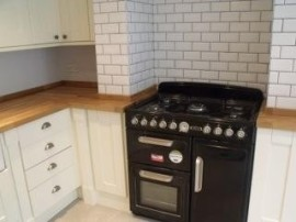 Range cookers can be a great statement piece