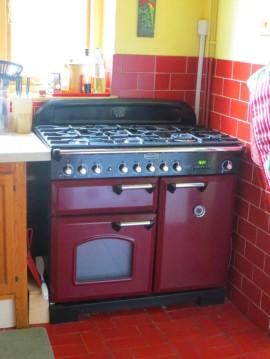 Classic delux 100cm range cooker