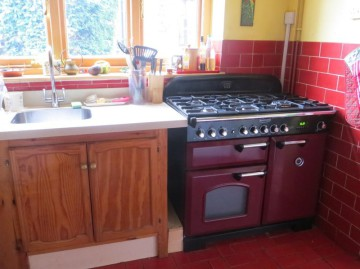 Always space for a Range cooker